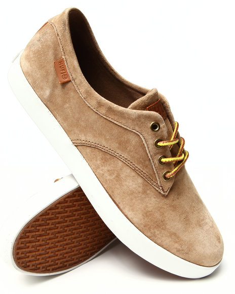 Huf Brown Sneakers
