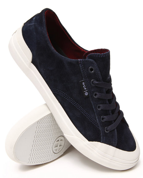 Huf - Men Navy Classic Lo Sneakers
