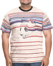 Men - Contour Panda Knit S/S Tee (B&T)