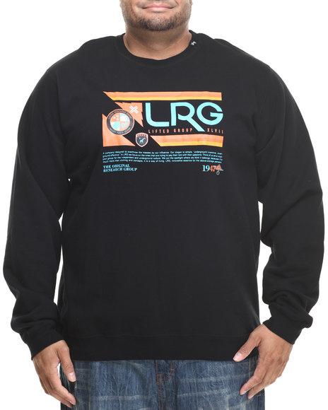 LRG - Retro Revival Crewneck Sweatshirt (B&T)
