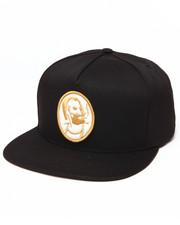 Men - Roller Snapback Cap