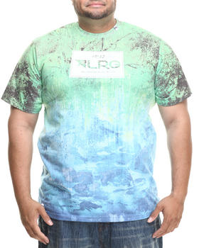 LRG - Roots People Sublimated S/S Tee (B&T)