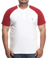 LRG - Research Collection Raglan Henley (B&T)
