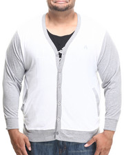 Men - Thad Jersey Cardigan (B&T)