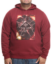Men - Striker Pullover Hoodie (B&T)