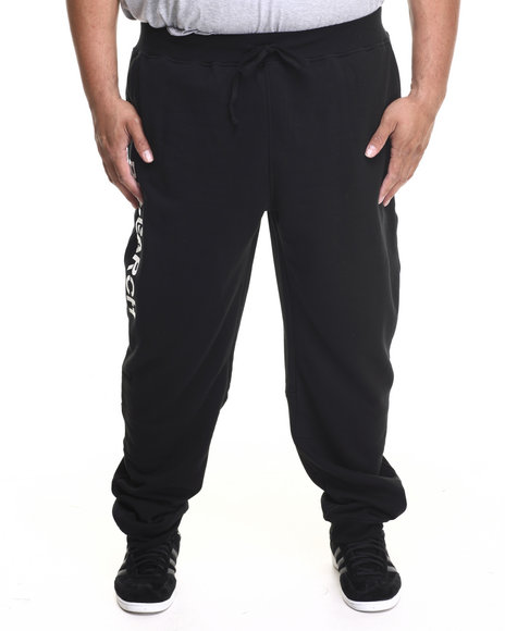 Lrg Black Sweatpants