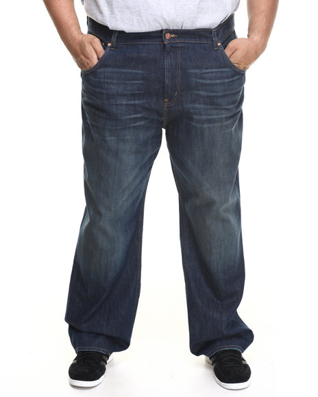 LRG - Men Dark Wash Core Classic 47 - Fit Denim Jeans (B & T)