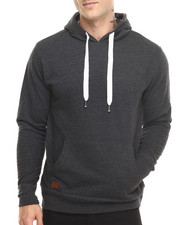 Men - Brushed Fleece Pullover Hoody
