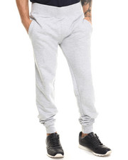 Basic Essentials - Harem French - Terry Joggers