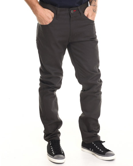 Enyce Charcoal New Tradition Twill Pants