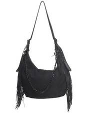 Handbags - Bo Python Embossed Hobo Bag