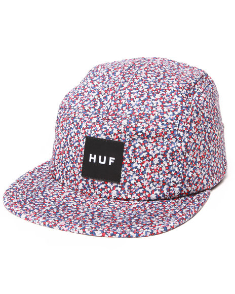 HUF - HUF x Liberty Pepper Volley 5-Panel Cap