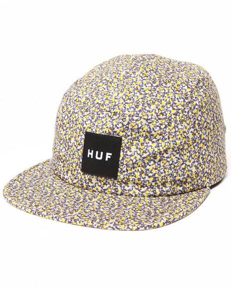 HUF - HUF x Liberty Pepper Volley 5-Panel Cap