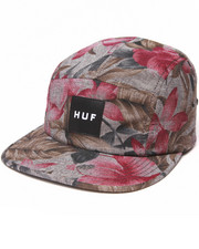 Men - Hawaiian Oxford Volley 5-Panel Cap