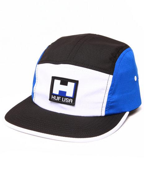 Huf Atlantic Volley 5-Panel Cap Black