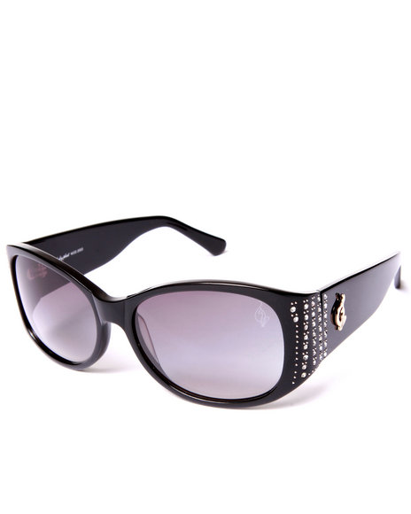 Baby Phat Women My Flava' Sunglasses Black