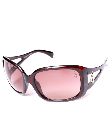 Baby Phat Women My Flava' Sunglasses Brown