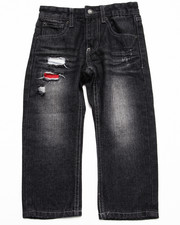 Boys - Distressed Jeans (4-7)