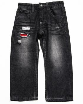 Parish - Distressed Jeans (4-7)
