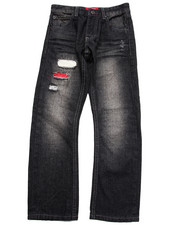 Parish - Distressed Jeans (8-20)