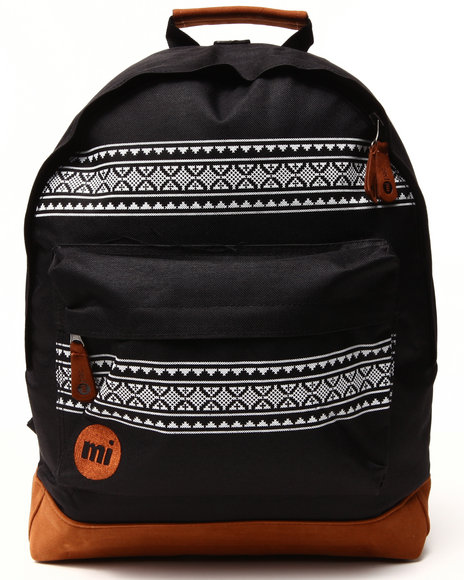 Mi-Pac Black Backpacks