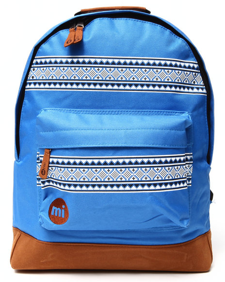Mi-Pac Blue Backpacks