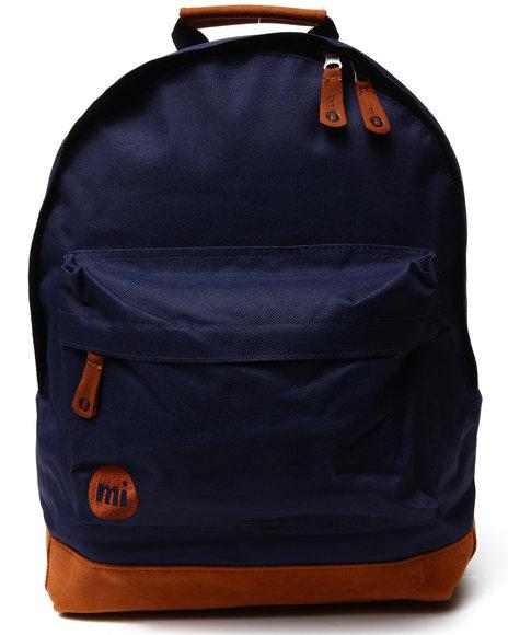 Mi-Pac Men Mi-Pac Classic Backpack Navy