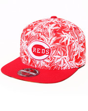American Needle - Cinicinati Reds Hilo Tropical Print Buckle Back Hat