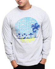 Men - Tahitian Sun L/S T-Shirt