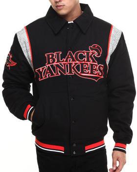 Stall & Dean - Black Yankees Canvas City Jacket