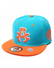 Hats - Akademiks Logo Snapback