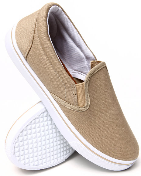 Fashion Lab - Women Beige The Basic Slip On Sneaker - $30.00