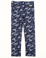 Bottoms - CAMO JEANS (4-6X)