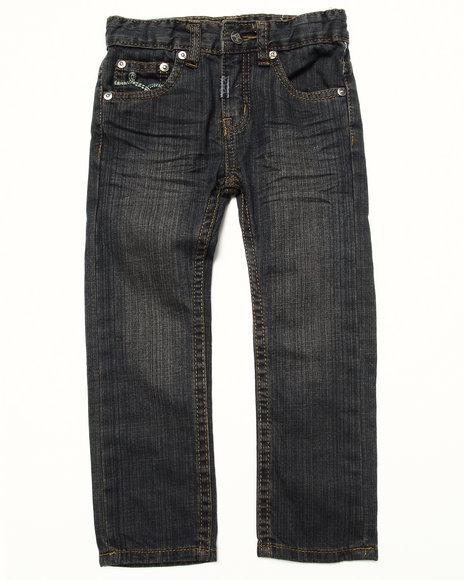 LRG - Boys Vintage Wash Core Skinny Jeans (4-7)