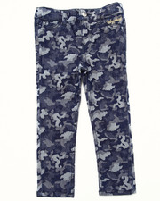 Bottoms - CAMO JEANS (2T-4T)