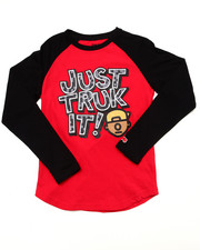 TRUKFIT - JUST TRUK IT RAGLAN (8-20)