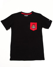 Boys - LIL TOMMY POCKET TEE (8-20)