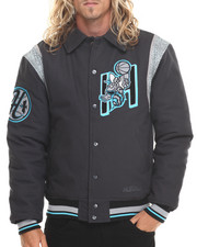 Stall & Dean - Hornets Canvas City Jacket