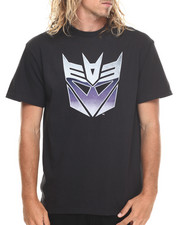 Men - Transformers Decepticon Logo S/S Tee