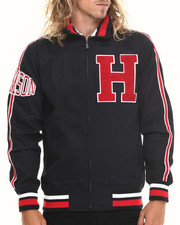 Stall & Dean - Harvard Champs Lt. twill Jacket