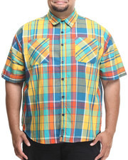 Button-downs - Resort S/S Button-Down (B&T)