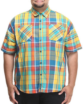 Ecko - Resort S/S Button-Down (B&T)