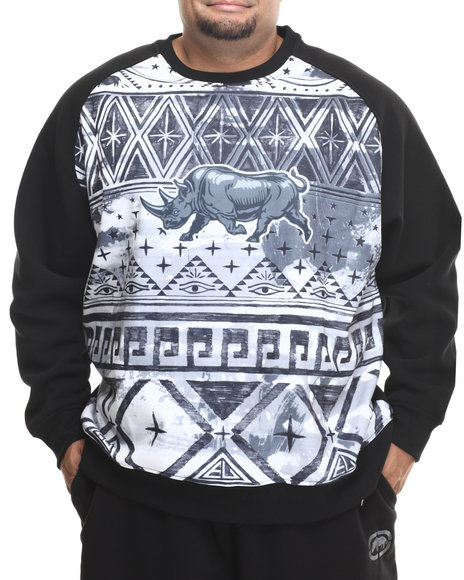 Ecko - Men Black Empire Sweatshirt (B&T)