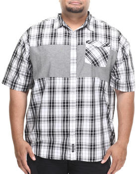 Ecko - Rulers S/S Button-Down (B&T)