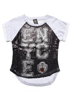 Enyce - ENYCE SEQUIN TOP (7-16)