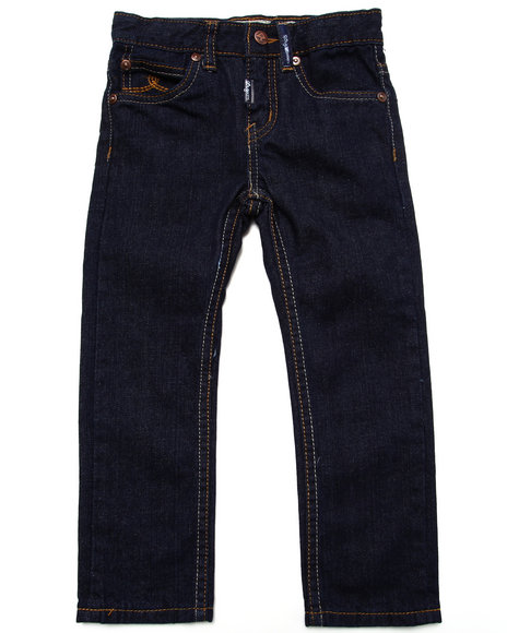 LRG - Boys Raw Wash Tree Hugger Jean (4-7)