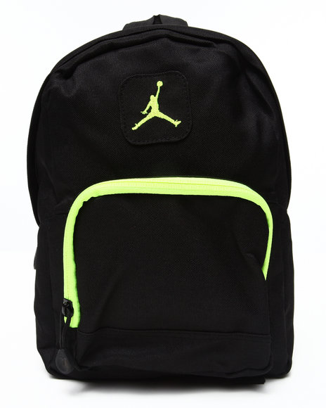 Air Jordan Boys 365 Mini Elite Backpack Black