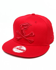 Hats - Bones Badge Snapback Hat