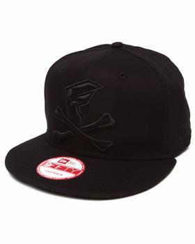Famous Stars & Straps - Bones Badge Snapback Hat
