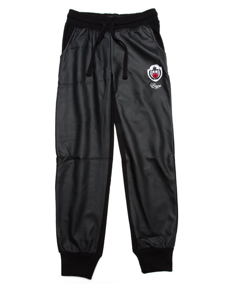 Enyce Black Sweatpants